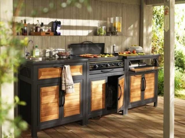 caisson cuisine bois meuble plan de travail cuisine ikea. Black Bedroom Furniture Sets. Home Design Ideas