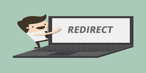Cara Redirect/Mengalihkan Link Blog Ke Blog Lain