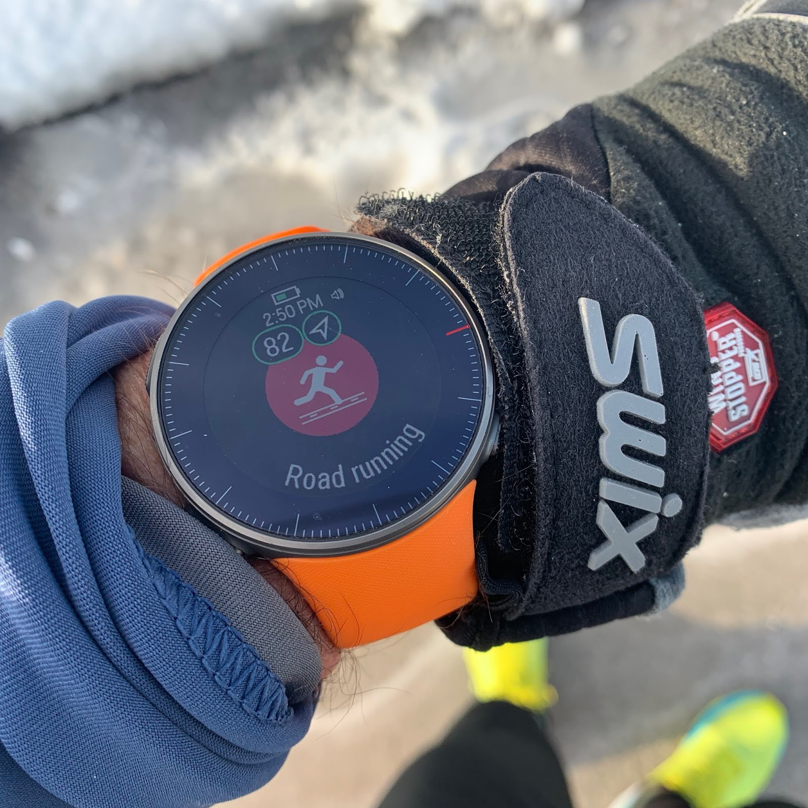 Road Trail Run: Polar Vantage V GPS Multi-Sport Watch