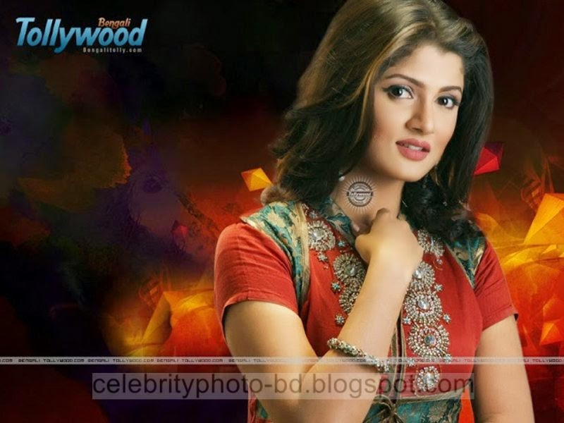 Indian Kolkata Movie Actress Srabanti Exclusive Photos