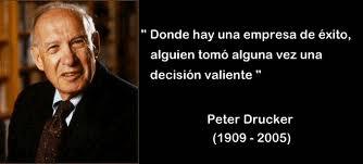 Frases Para Facebook Y Twitter Frases De Peter Drucker