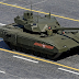 Russia Starts to Test New Stealth Armata Tank
