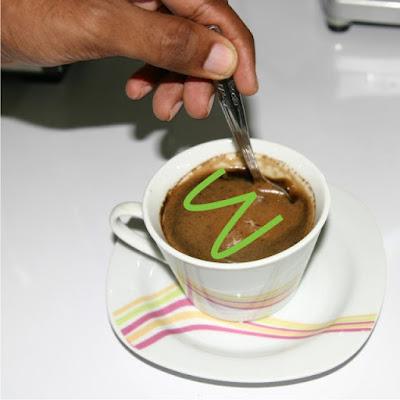 tips mengaduk kopi