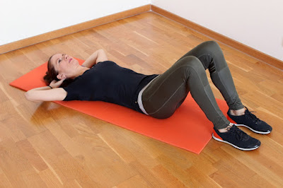 Crunches: an approach to stronger abdominal muscles