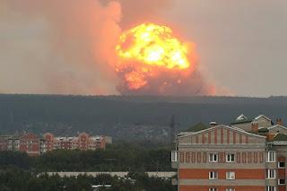 Ledakan Nuklir di Nyonoksa