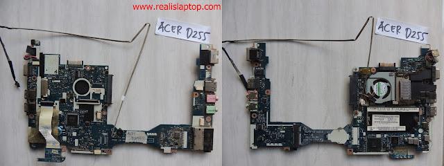 Jual Mainboard Laptop Acer AO D255