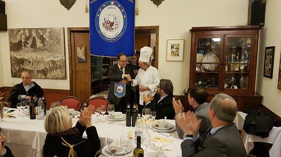 Restaurantes em Siena