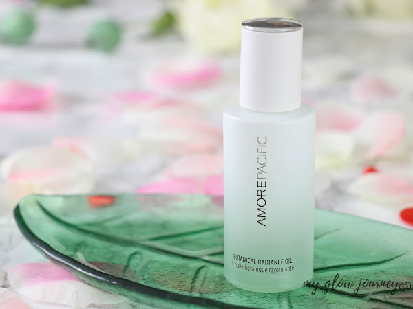 Amorepacific Botanical Radiance Oil Review