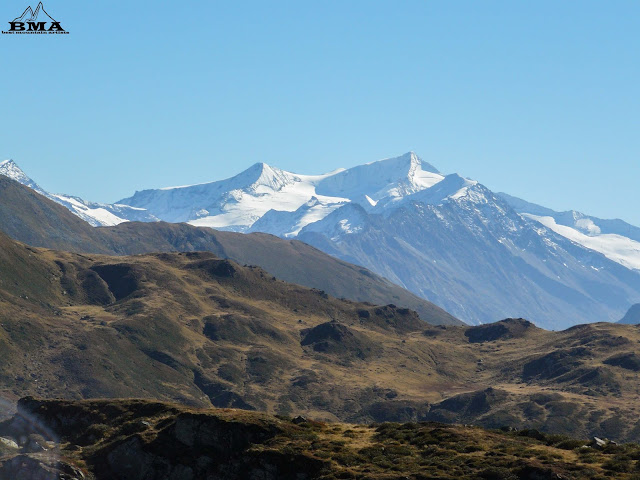 Gipfeltour Schafsiedel Blick zum Großvenediger outdoor-blog