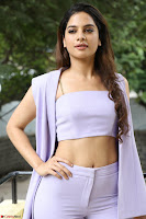 Tanya Hope in Crop top and Trousers Beautiful Pics at her Interview 13 7 2017 ~  Exclusive Celebrities Galleries 095.JPG