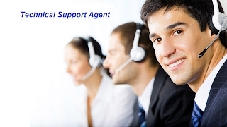 Urgent Opening for Technical Support Agent