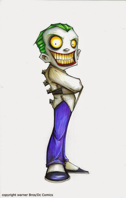 20-The-Joker-Chris-Uminga-Game-of-Thrones-Watercolours-www-designstack-co