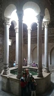 Baños Árabes de Girona.