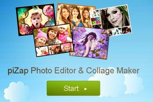 Pizap - Editor de fotos online