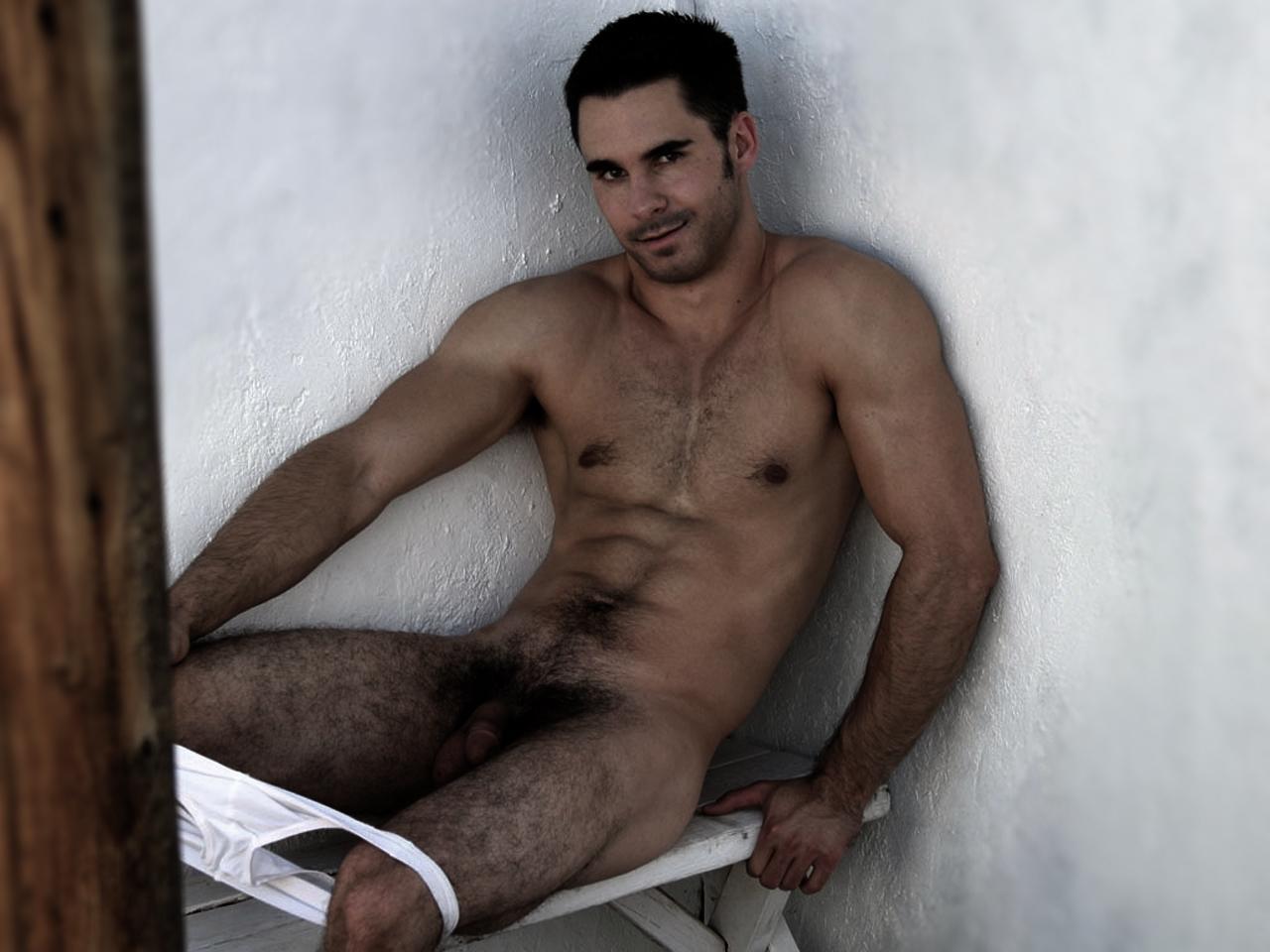 Hombres muy peludos videos porno gay
