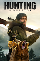 Hunting Simulator Game Cover