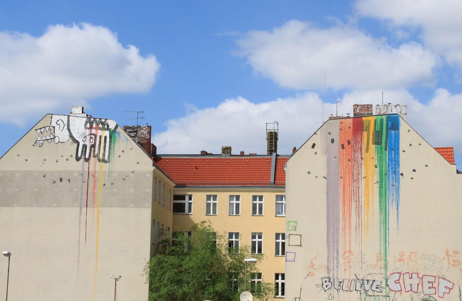 [4Blocks] Street art w Berlinie – Neukölln