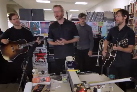 I Am Not Sure If Have Posted Before About The Wonderful Series Of Tiny Desk Concerts Over At Npr National Public Radio A Very Simple Idea