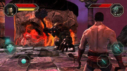 Godfire: Rise of Prometheus- Game android HD Grafik terbaik 2017
