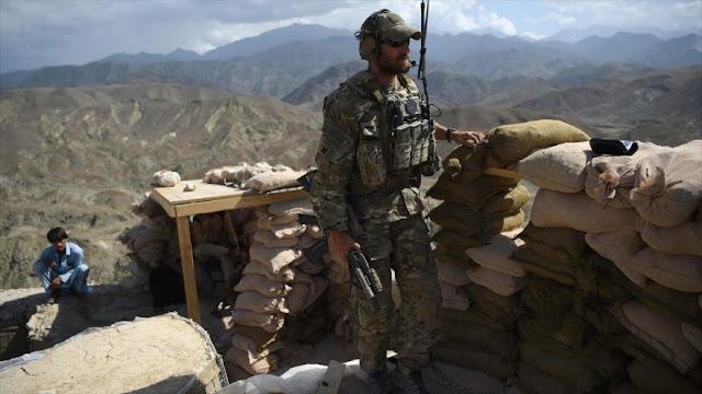 Veteranos de guerra estadounidenses apoyan salida de Afganistán