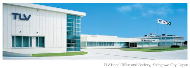 TLV yhtiön pääkonttori Japanissa