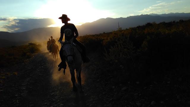 Passeio de Cavalo em Mendoza