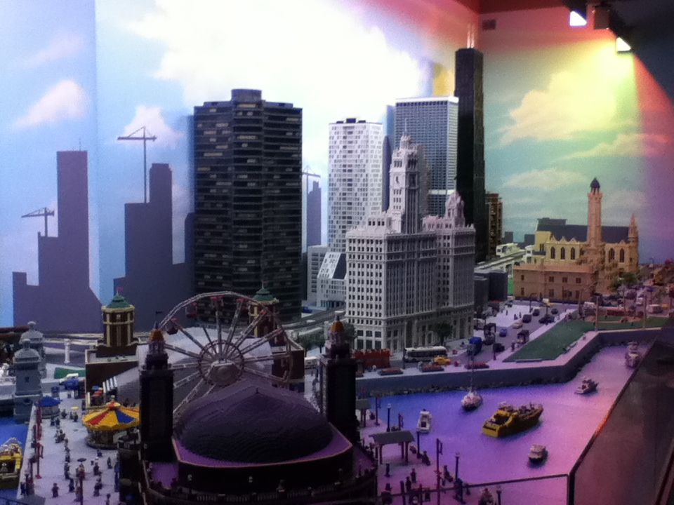 Dad with a Blog: Birthday Bash at Legoland Discovery ...