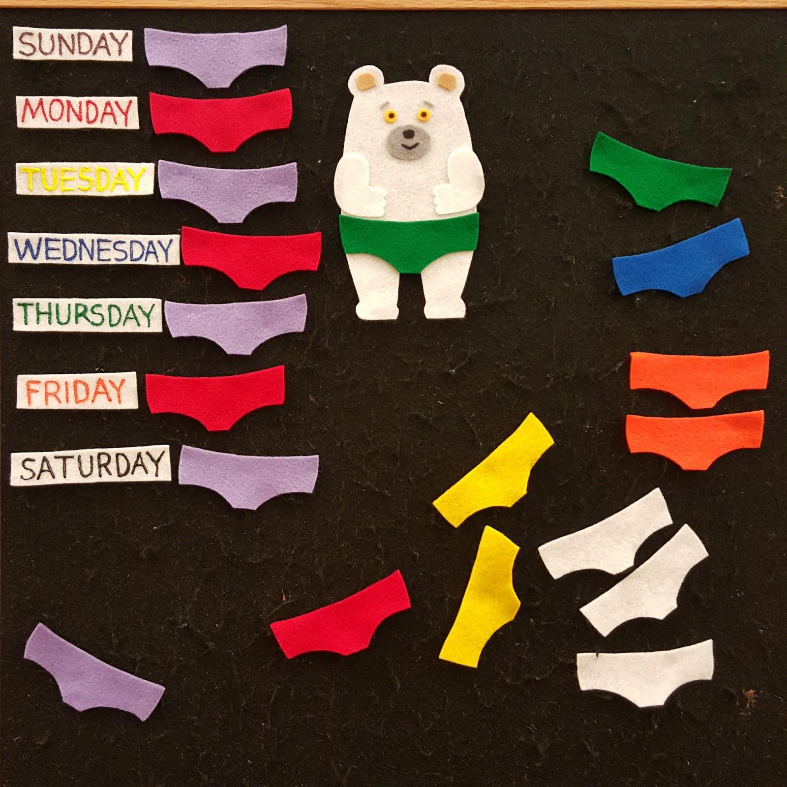 Literary Hoots Underwear Storytime