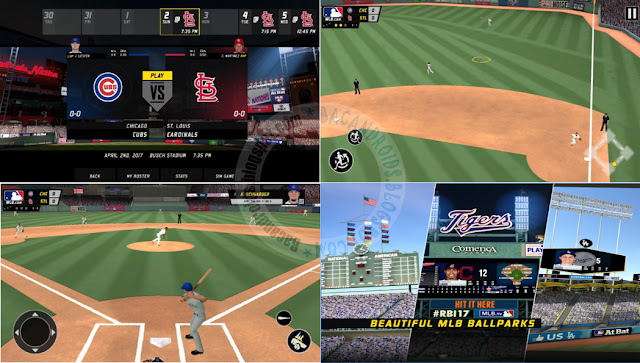 RBI Baseball 17 Apk Data Full Free Android