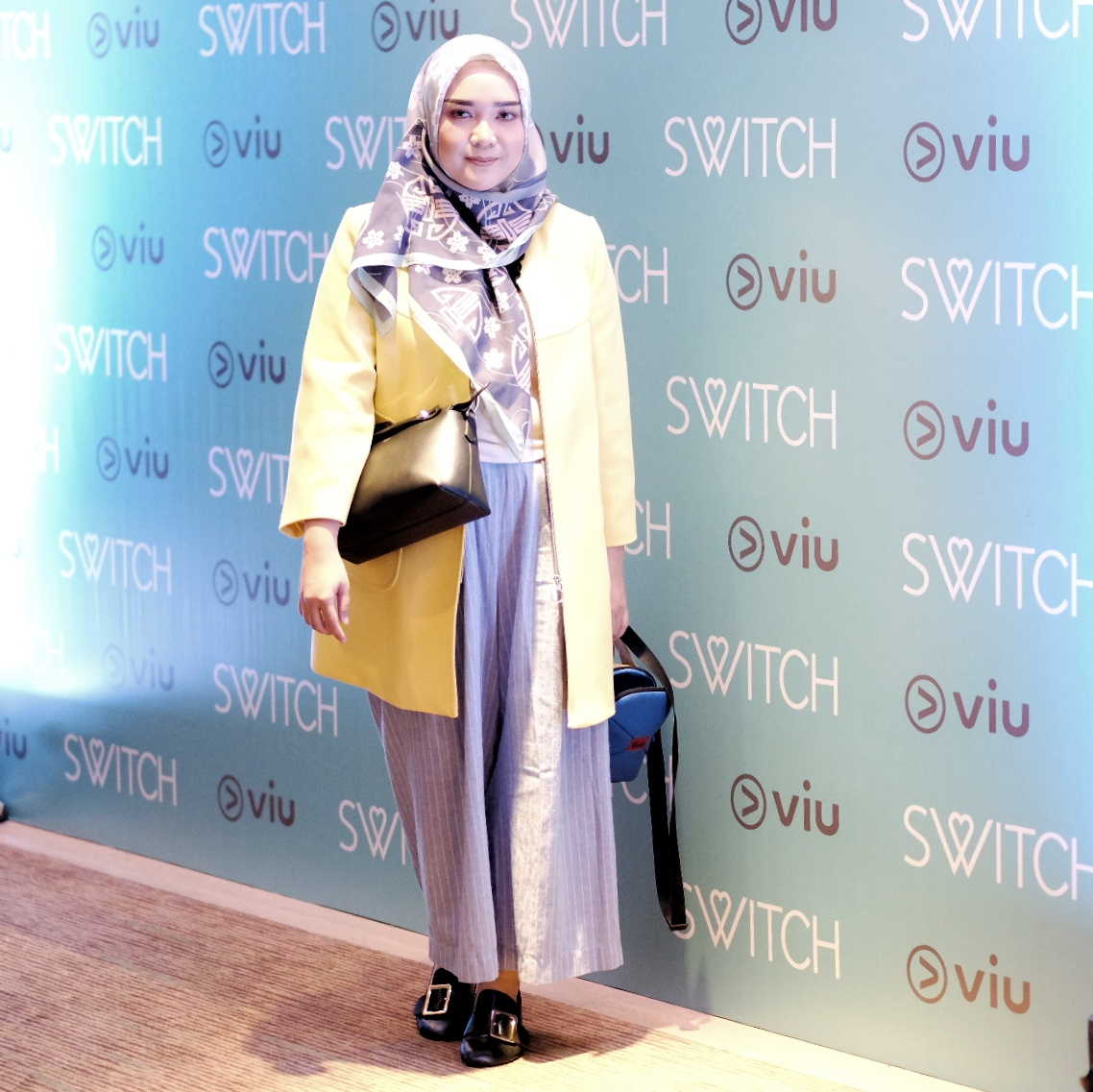 SUCI UTAMI - Productive Housewife: VIU Original Series: Switch