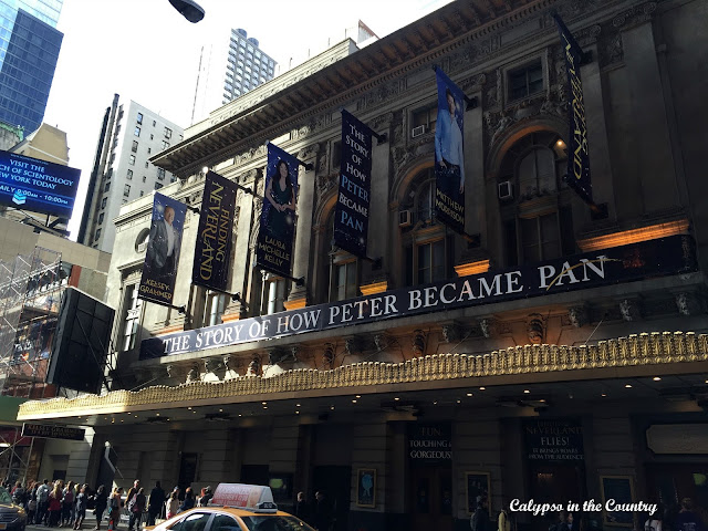 New York Broadway Show and other ideas for a girls getaway!