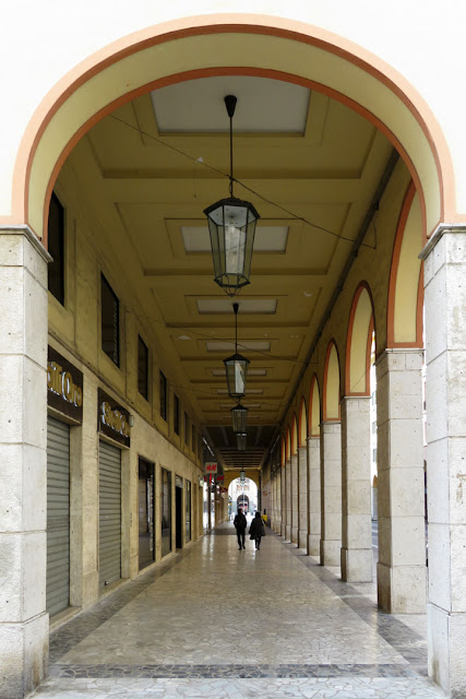 Porticoes, Via Grande, Livorno