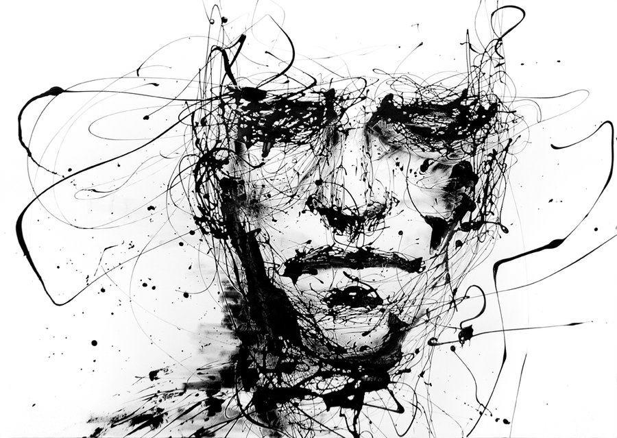95 Gambar Abstrak Sedih Terlihat Keren