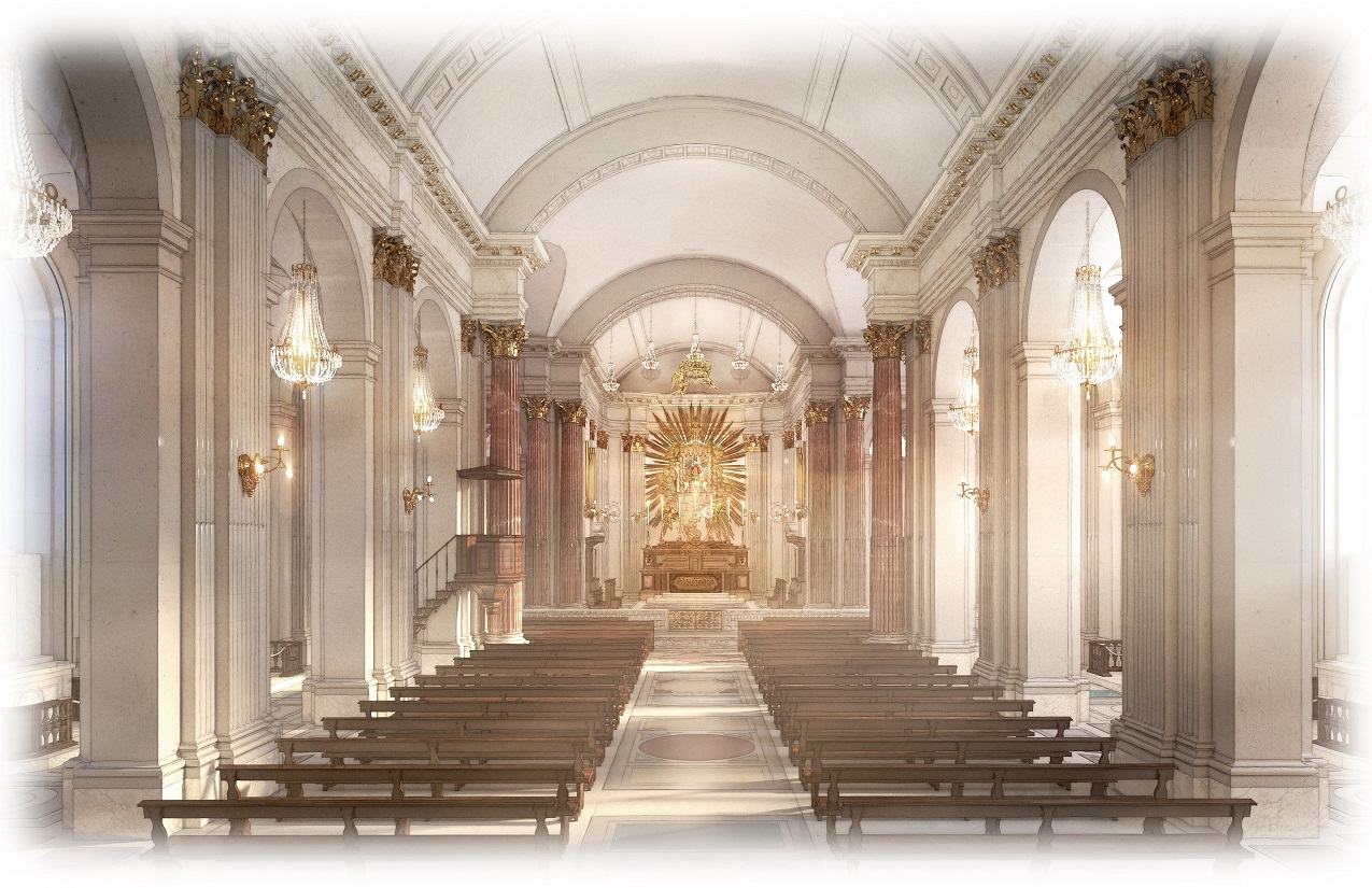 Help Rebuild the Shrine of Christ the King