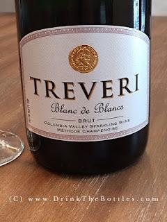 NV Treveri Cellars Brut Blanc de Blancs Label