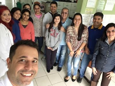 Rotary Club participa do Dia D da Campanha de Vacinação contra paralisia infantil e sarampo
