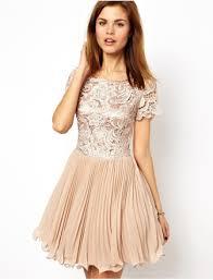 model dress brokat untuk orang gemuk