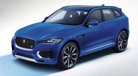 2018 Jaguar F-Pace Svr Review Release Date Price And Specs