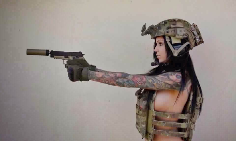 Women With Guns Porn Tubes 5