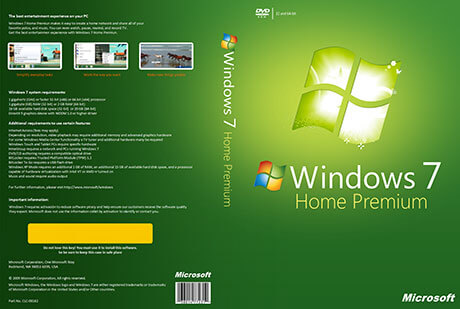 Windows 7 Home Premium ISO Free Download for 32 Bit / 64 Bit | Windows 7 Home Premium Full Version