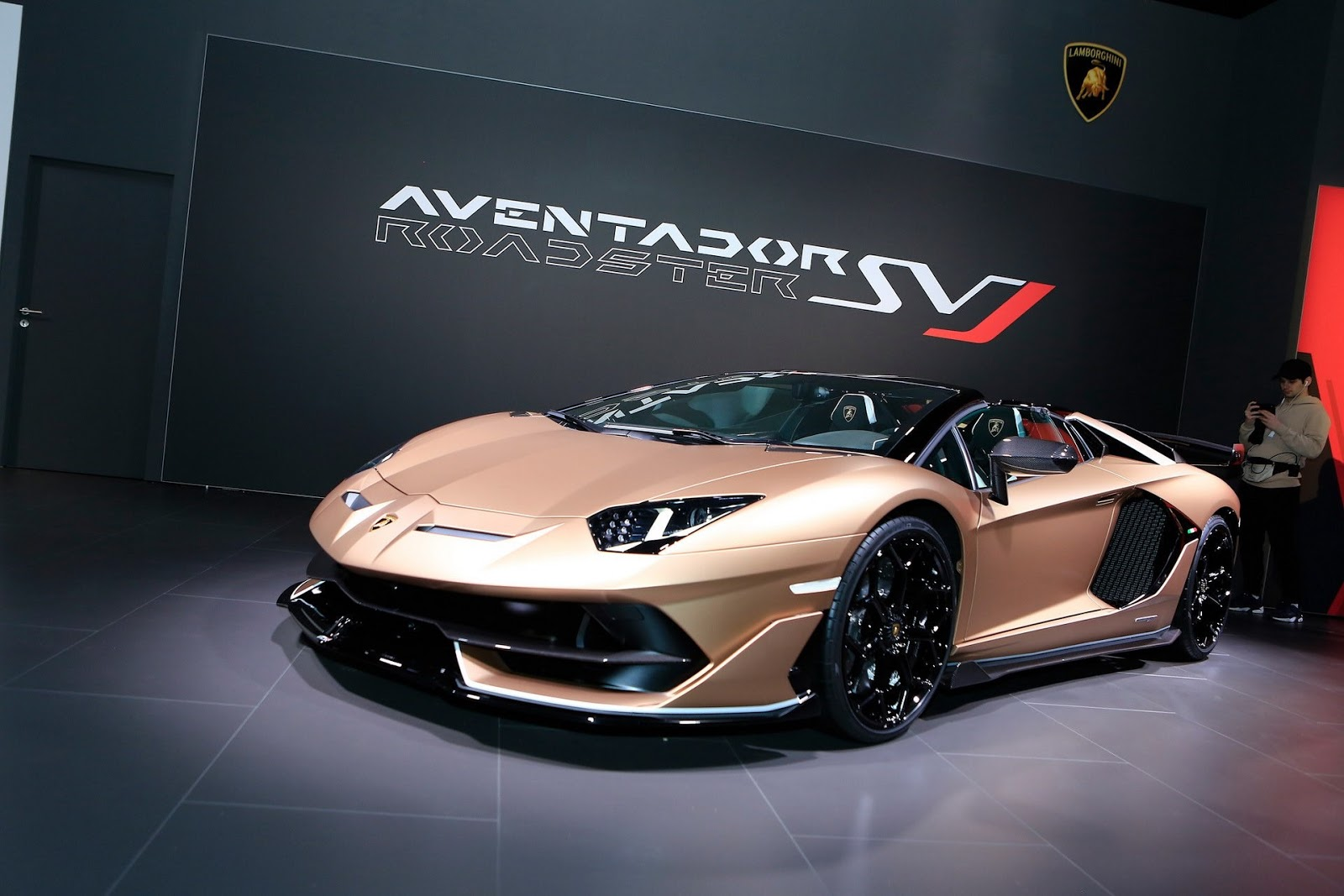 Lamborghini Aventador Svj Roadster Ms Blog