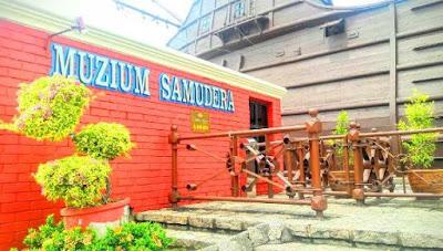 Muzium samudera bandar hilir melaka