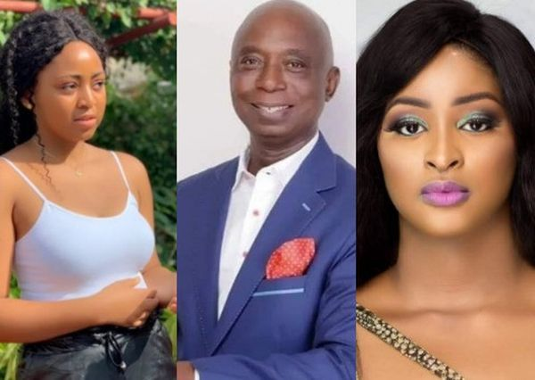 Etinosa Tells Regina Daniels To Be Careful Of Her Friends Who Can Steal Her Husband