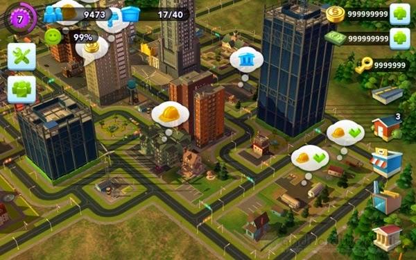 SimCity Build It Hack