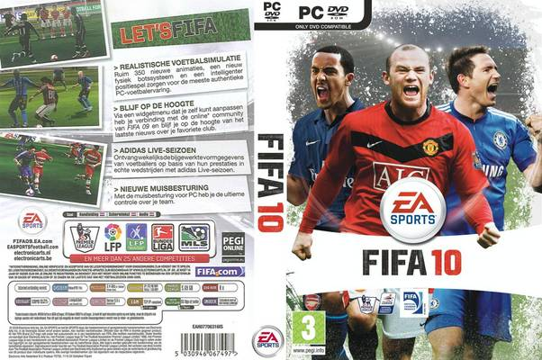 FIFA 10 PC Full Version Download