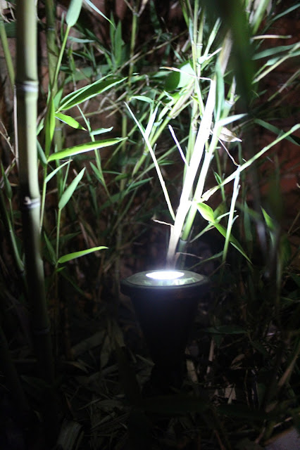 solar garden spot light from lights4fun