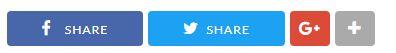Tombol Berbagi Posting blog ke media umum ini cukup lengkap Cara Membuat Tombol Berbagi (Social Share Button) Show Hide Keren Responsive