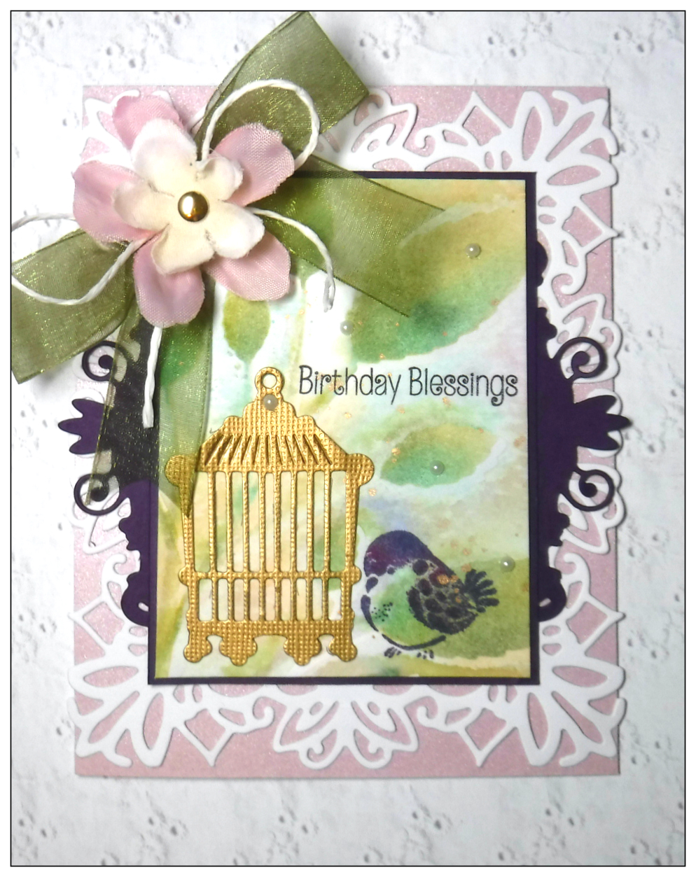 Stampwilly Designs: Shabby Chic #17