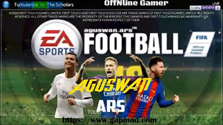 FTS 18 Ultimate by Aguswan Apk + Data Obb