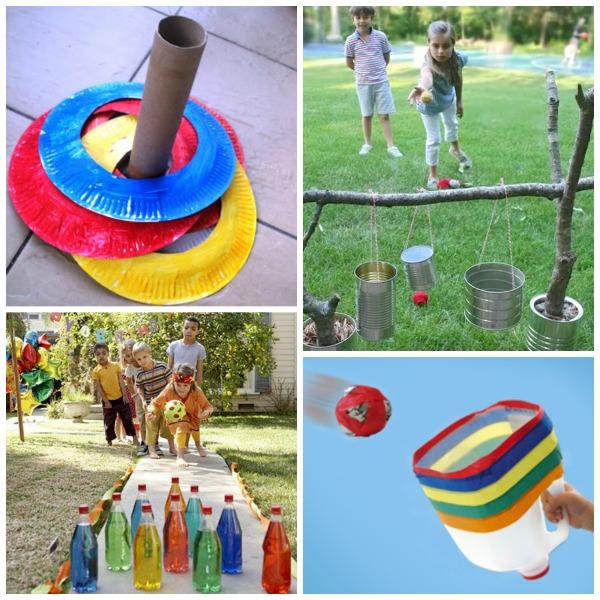 Homemade Games For Kids